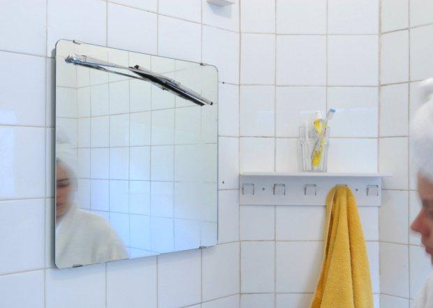 wiper mirror